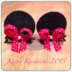 A personal favorite from my Etsy shop https://www.etsy.com/listing/185694070/kid-size-sparkle-minnie-mouse-ear-hair