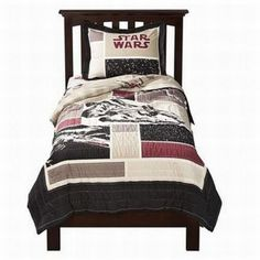 Star Wars Fabric Pillow Case Reversable Trooper Cool Cotton Clone FREE SHIPPING