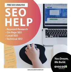 Need help growing your business organically online? Get a free SEO analysis today or Message us to learn more about how we can help you grow! #seo #freeseoanalysis #seospecialists #growth #digital #onlinegrowth #digitalmarketing #marketing