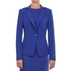 Robert Talbott Women's Sapphire Blazer (Sapphire Blazer Size )