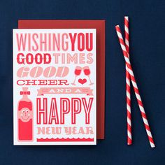 Favorite Holiday Cards (Part III) - The Sweetest Occasion | The Sweetest Occasion