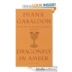 Book #2 in the Outlander Series