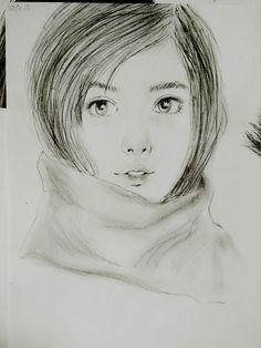 Sketch/ Paulina S