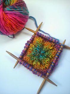Knit Perky Little Hat Free Knitting Pattern Knitting Socks, Knitting Stitches, Knitting Patterns Free, Free Knitting, Baby Knitting, Sewing Patterns, Stitch Patterns, Crochet Patterns, Crochet Beanie