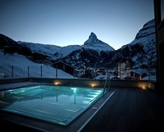 Holiday Homes and Apartments Zermatt, Ski Holidays, Maui Vacation, Whale Watching, Switzerland, Skiing, Mountains, Architecture, Places