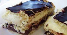 Mennyei Cseh krémes recept! A selymesen lágy krém, a lapok között, maga a mennyország. Rendkívül finom sütemény, aminek a receptjét, még anyósomtól kaptam. Sweet Cakes, Sweet And Salty, Cheesecake, Pie, Sweets, Cookies, Cream, Recipes, Food
