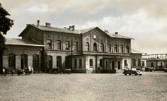 184 Memel - Bahnhof