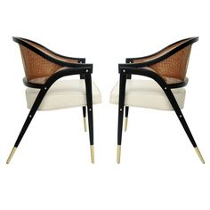 Dunbar Armchairs - Edward Wormley