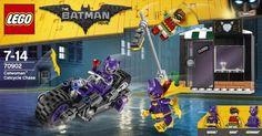 LEGO Batman Catwoman Catcycle Chase Building Toy: LEGO: Amazon.co.uk: Toys & Games