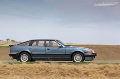 Viertürige Coupés gab es schon vor 30 und mehr Jahren, auch der Rover SD1 könnte gut als Coupé durchgehen. Wir bringen schon bald einen Fahrbericht: http://www.zwischengas.com/de/VC/veranstaltungsberichte/TCS-Youngtimer-Classictreffen-2016.html