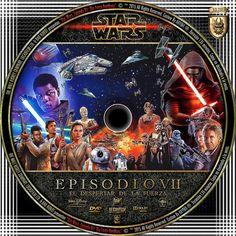 Star Wars VII El despertar de la fuerza B3   por Anyma 2000