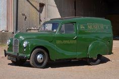 1950 Austin A40 Devon Van.