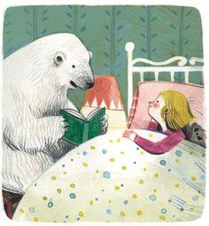 Cuéntame un cuento (ilustración de Felicita Sala)