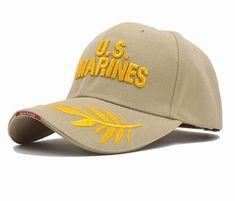1c29fad30e1e2 [NORTHWOOD] 2018 Tactical US Marines Cap Mens Baseball Cap US Army Hat  Snapback Caps Adjustable Navy Seal Casquette Tactical Cap