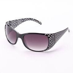 daisy funtes Animal Wrap Sunglasses ($20) ❤ liked on Polyvore