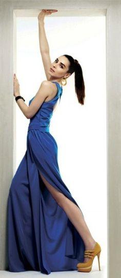 Turkish Actress: Nur fettahoglu please follow me,thank you i will refollow you later