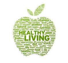 Healthy Living Apple