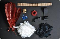 Feather Crown DIY #kissmybutz