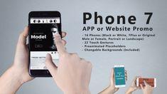 Smartphone 7 App Promo