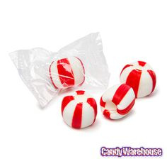 Jooblers Candy Crumble Melts - Red: 5LB Bag