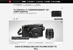 """ライカカメラは3月、ロックミュージシャンで俳優のレニー・クラヴィッツとのコラボレーションによる特別限定モデル「ライカM-P """"CORRESPONDENT"""" By Lenny Kravitz」を発売する。世界限定125セットをライカストアやラ..."""