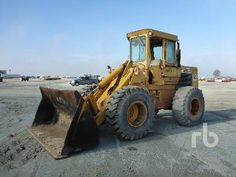 John Deere 644 For Sale (10006956) from Ritchie Bros. Auctioneers [3864] :: Construction Equipment Guide