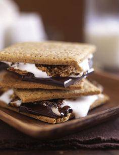 10 Delicious Grown-Up Twists on S'mores