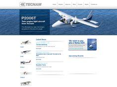 Tecnam UK -- built by Orcare Limited