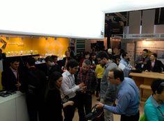 Stand de bq en el Mobile World Congress #MWC15
