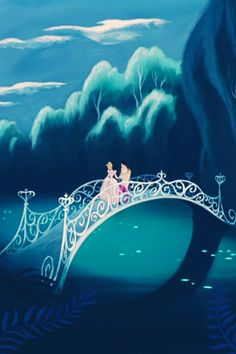 Gorgeous still from Cinderella.