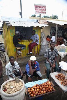 Quelimane market, Mozambique by ILRI, via Flickr