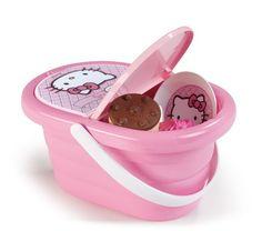 Smoby - 24768 - Jeu d'imitation - Hello Kitty - Panier Gourmandises  #Smoby #Toy