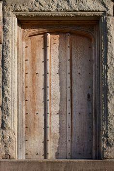 external oak door & Image result for oak doors with iron straps | Oak doors ... Pezcame.Com