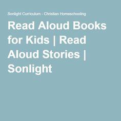 Read Aloud Books for Kids | Read Aloud Stories | Sonlight