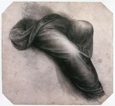 """Study for Madonna and Child with St Anne""  Leonardo Da Vinci"