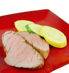 Pork Tenderloin Baked in a Salt Crust