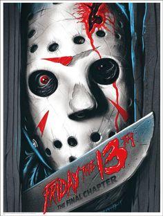 Friday the 13th Film d/'horreur Jason Voorhees Je souhaite qu/'il était vendredi T-Shirt