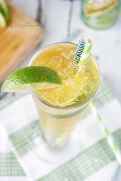 Irish Buck Cocktail | Living Better Together