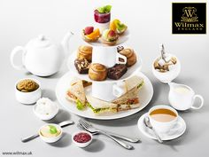 WILMAX TEATIME Five O'Clock Tea Are you wondering how to add some pleasant moments to your daytime or how to find some time to enjoy yourself during your working hours? No doubts one of the most interesting ideas is to arrange a small and delicious Afternoon Tea Party.