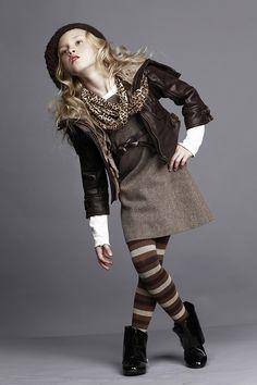"""Like this,...you see? ...Just like this...""  ... #kids #fashion #bambini www.morseandnobel.com"