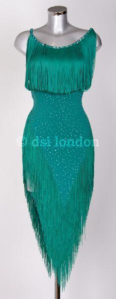Sophie Ellis Bextor zircon Latin dress