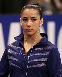 Aly Raisman. 2012 Olympic Team: Women's Gymnastics - Gymnastics Slideshows | NBC Olympics
