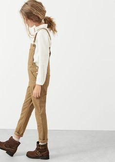 Peto algodón estampado | MANGO KIDS