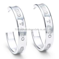 Tiffany Outlet 1837 Hoop Earrings Click the website to see how I lost 21 pounds in one month with free trials Tiffany Jewelry Outlet, Tiffany And Co Outlet, Tiffany And Co Earrings, Tiffany Bangle, Silver Hoops, Silver Hoop Earrings, Big Earrings, Silver Jewelry, Cartier Love Bracelet
