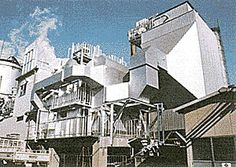 WASTE INCINERATOR AND HEAT COLLECTION SYSTEM Opera House, Building, Collection, Plants, Buildings, Construction, Opera