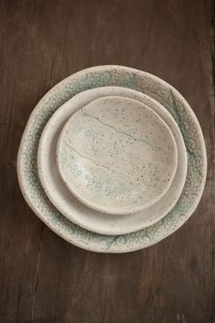 Image of Plates Autumn Large and Medium