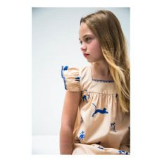 Hello Simone Katell Cat Dress-listing