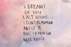 Beautiful words…