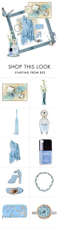 """""""Inspired By / I Never Get Tired Of The Blue Sky."""" by designsbylori ❤ liked on Polyvore featuring LSA International, Mitchell Gold + Bob Williams, Marc Jacobs, Yves Saint Laurent, Iphoria, Bionda Castana, Egon von Furstenberg, Dinny Hall and Seraphina"""