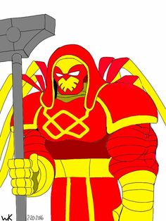 ronan the accuser/azrael (dc comics)